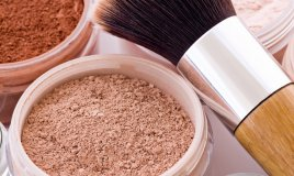 Make up polvere minerale naturale
