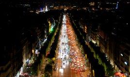 Parigi capodanno inverno viaggio romantico