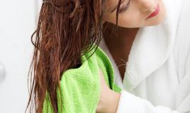 Asciugarsi i capelli