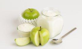 torta mela yogurt ananas