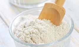 farina riso grano saraceno latte uova biscotti
