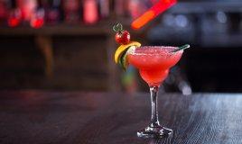 margarita fragola lime tequila cointreau