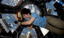 Le foto più belle di Samantha Cristoforetti nello spazio