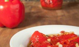 peperoni agrodolci conserva
