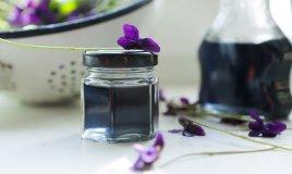 gelatina marmellata violetta