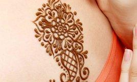 tatuaggi henne fai da te