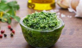 salsa verde ravigotta dragoncello erba cipollina prezzemolo olio aceto