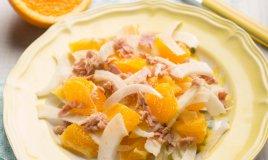 insalata arance finocchi carpaccio