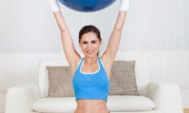 come fare esercizi fisici in casa