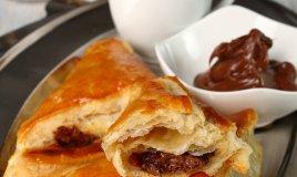 caramelle brioche croissant nutella pasta sfoglia