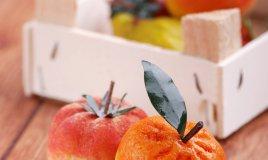 pasta di mandorle marzapane frutta martorana sicilia