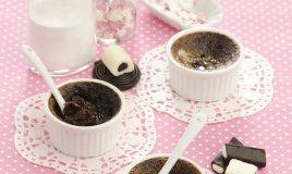 crème brulée cioccolato crema cotta caramellata