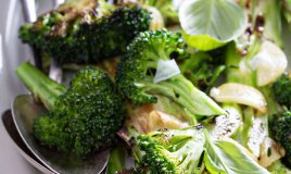 broccoli alla monachina