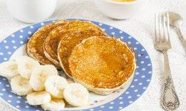 pancake frittelle banana