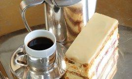 millefoglie al caffè