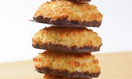 biscotti al cocco e miele