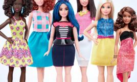 Le nuove Barbie: Curvy, Petite e Tall