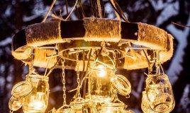 lampadari fai da te idee