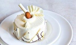 Sacher cioccolato bianco