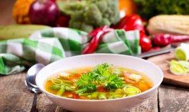 dieta minestrone classica ed estiva