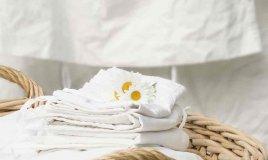 come smacchiare lenzuola ingiallite o macchiate di sangue