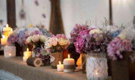 Fiori per matrimonio quali scegliere per addobbi e composizioni