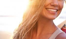 I metodi naturali per schiarire i capelli
