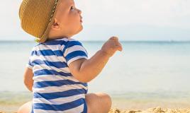 Al mare: regole per i più piccoli