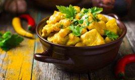 cos'è il curry e come si cucina