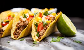 cucina messicana, ricette, tacos