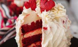 red velvet cake ricetta classica e senza coloranti artificiali