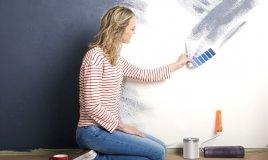interior design, rinnovare casa, dipingere pareti