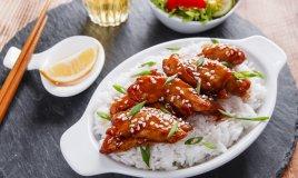 ricette asiatiche, pollo, salsa teriyaki