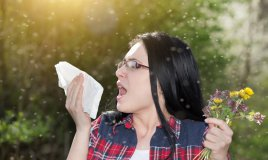 allergie pollini, rimedi naturali, antistaminici naturali