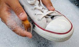 come lavare le scarpe nike in lavatrice