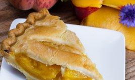 peach pie torta alle pesche