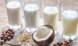 latte vegetale, cucina vegana, ricette