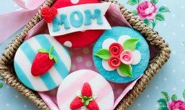 cake design festa della mamma, cupcake festa della mamma, festa della mamma 2017