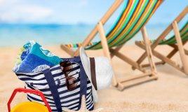 borsa mare, spiaggia, viaggi famiglia