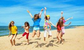 giochi mare divertenti, giochi spiaggia bambini