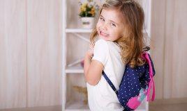 primo giorno di scuola, zaino, bambini