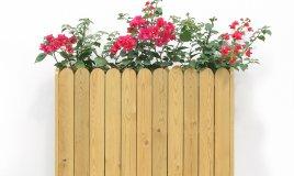 Composizioni floreali splendide in 5 mosse donnad for Costruire fioriera legno