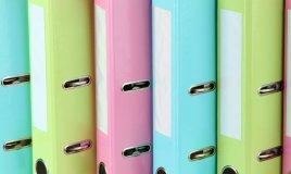 come organizzare i propri documenti,  come organizzare documenti casa