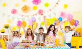 giochi feste compleanno bambine 3-5 anni, idee compleanno bambini 5 anni