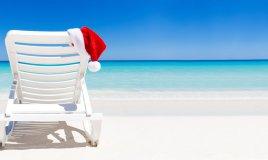 natale al mare, dove andare in vacanza al caldo