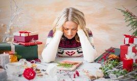 stress da natale, stress regali di natale