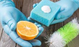 pulire in maniera naturale, pulizie eco-friendly dopo feste