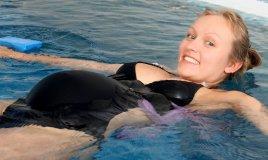 gravidanza sport in acqua, sport gravidanza