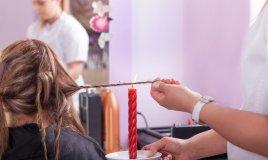 velaterapia, capelli, parrucchiere