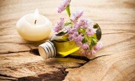 olio, candela